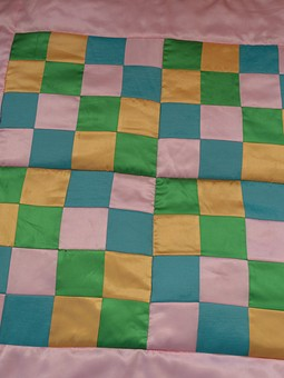 Работа с названием детское одеялко
