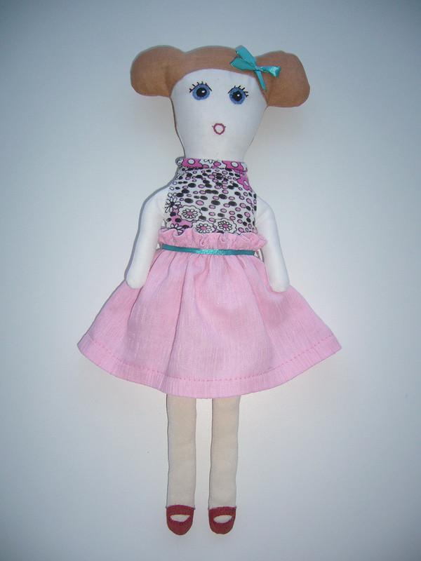 Кукла-игрушка от irina123
