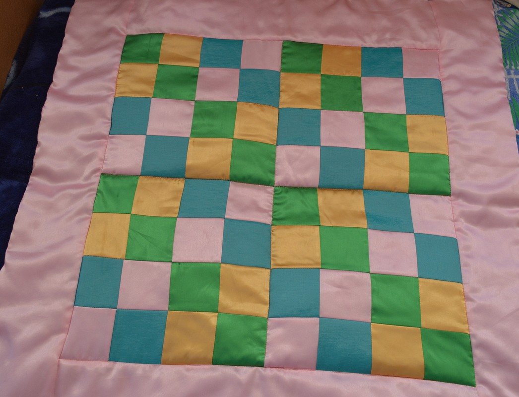 детское одеялко от Лидия Ефимова