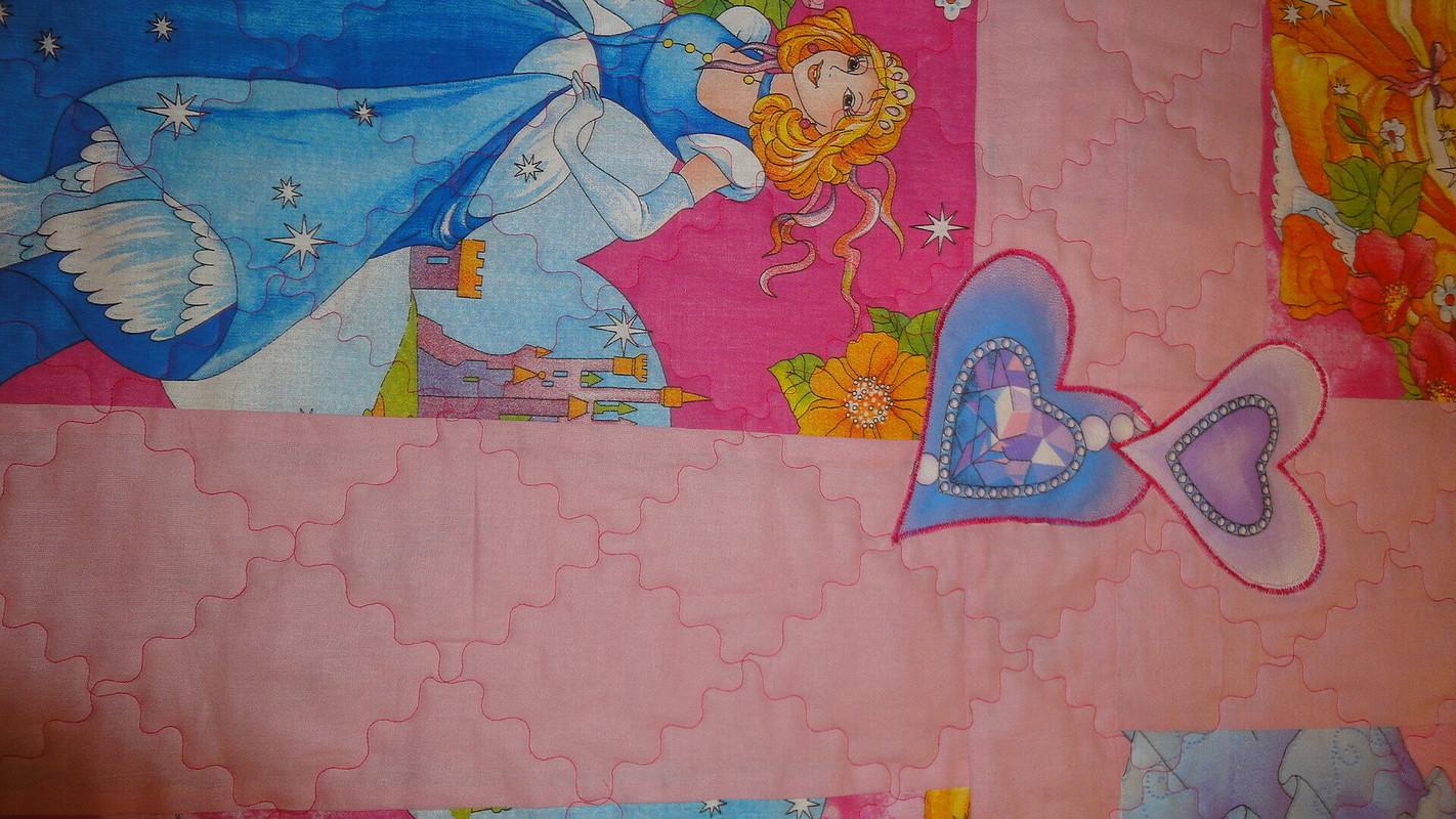 В королевстве принцесс от Uralochka