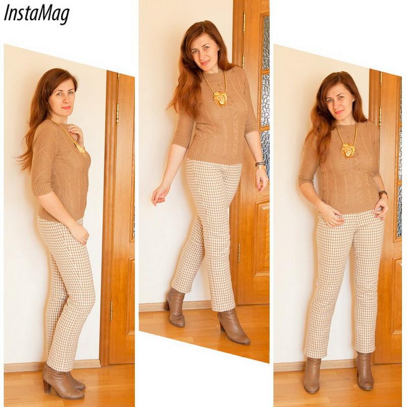 Теплые брюки от JonikJane
