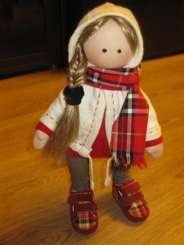 Интерьерные куклы от Dipleh