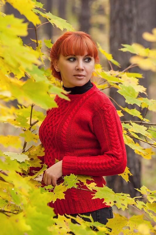 Свитер от Дрёмова Ирина