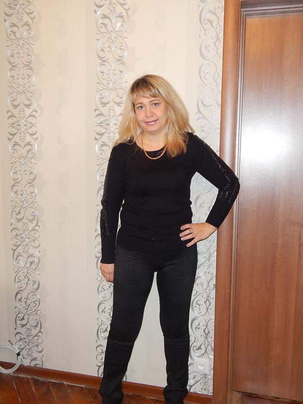Жаккардовые брюки от musya