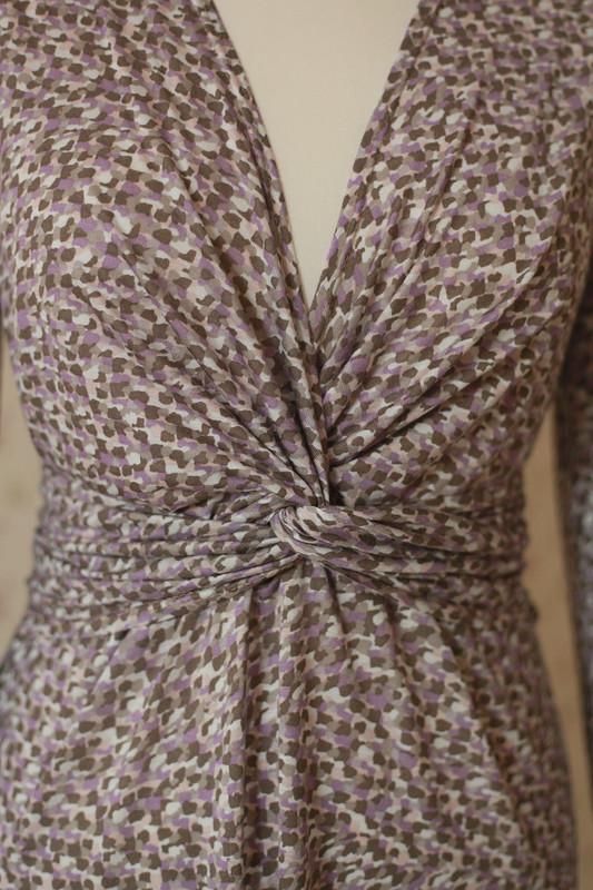 Платье «Узелочек»