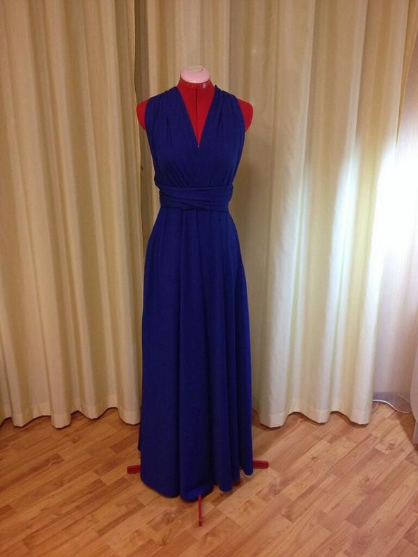 Платье-трансформер от muursika