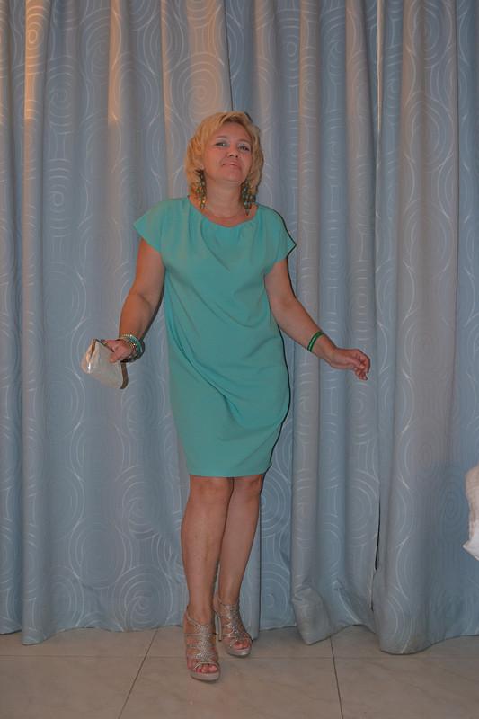 Платье «Бирюзовый бриз» от surreall