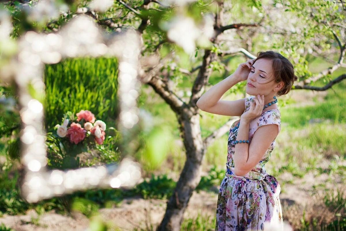 Весенние цветы...