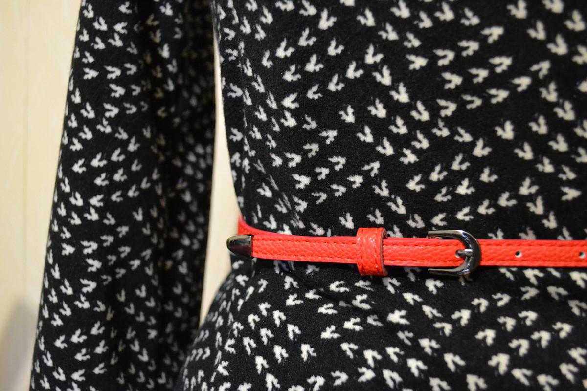 Платье «Птичьи лапки» от jane kharlamova