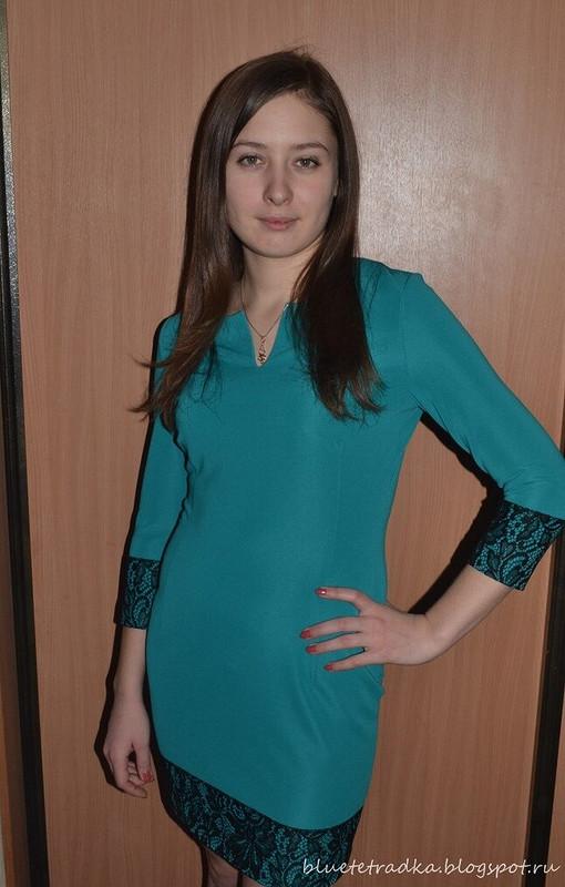 Платье назаказ.