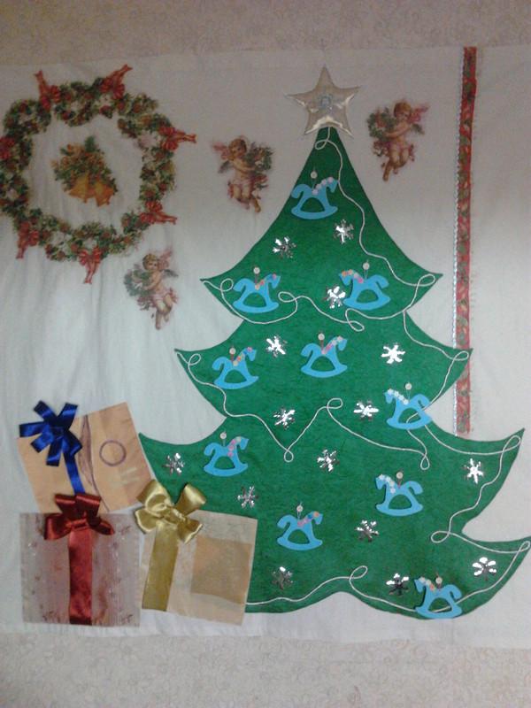 новогоднее панно от margo29safi