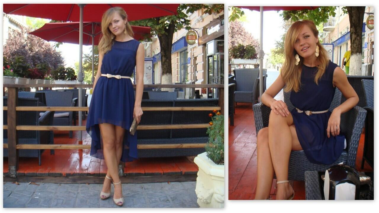 Платье насвадьбу подруги от Annetka_K