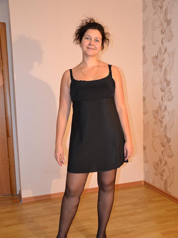 Платье-туника гипюровое кновому году. от Татина