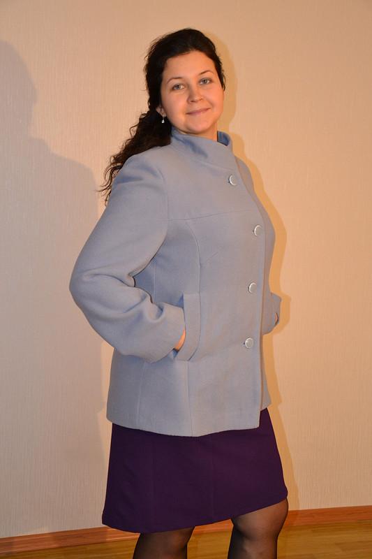 Моё первое пальто от Татина