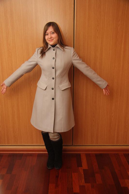 Пальто Берберри длядочки