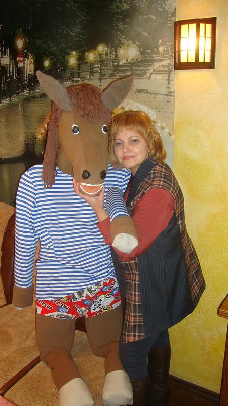 Это дареному Коню вПальто взубы несмотрят,... от Любительница Burdы