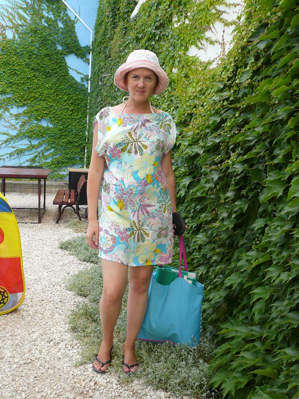 Блуза дляотдыха от skibina-anna