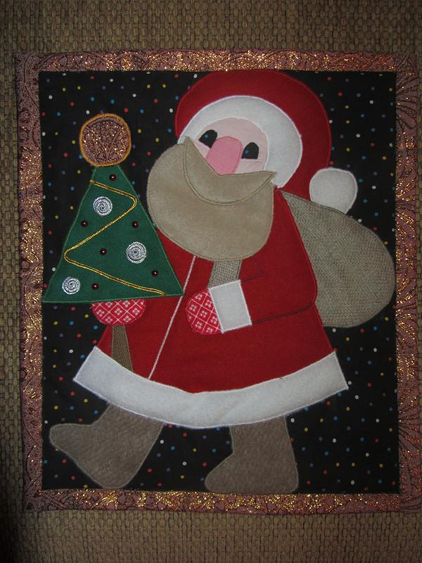 «Дед Мороз нам подарочки принёс!»