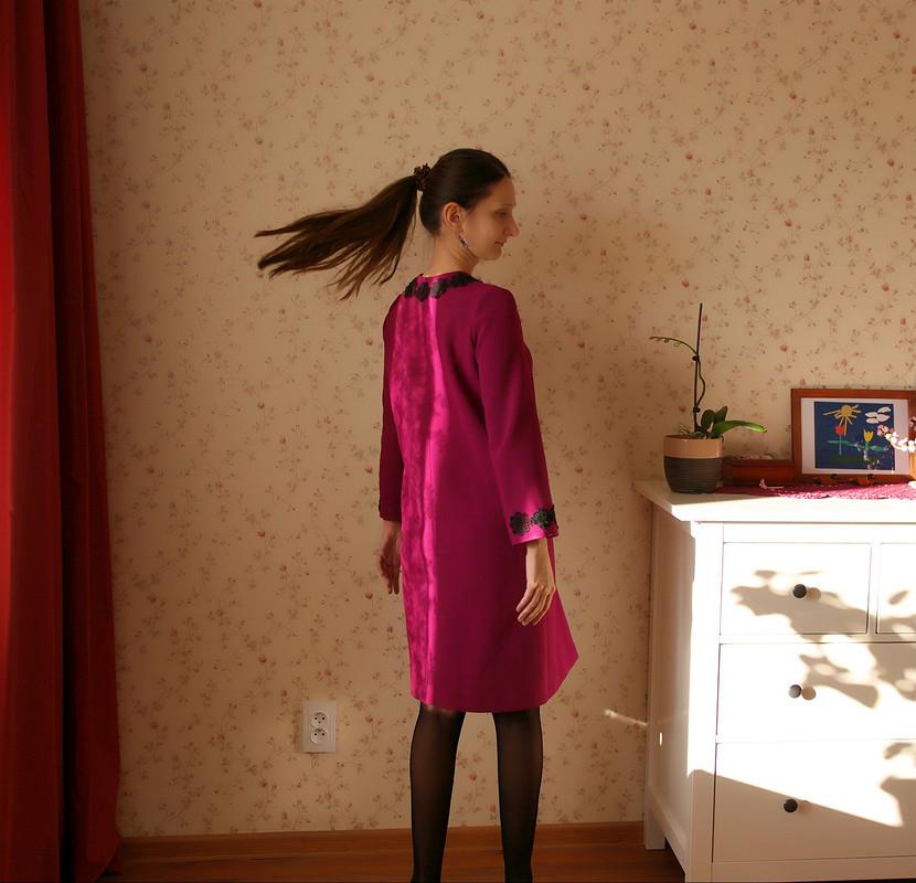 Платье - Цветочные узоры от drozdl