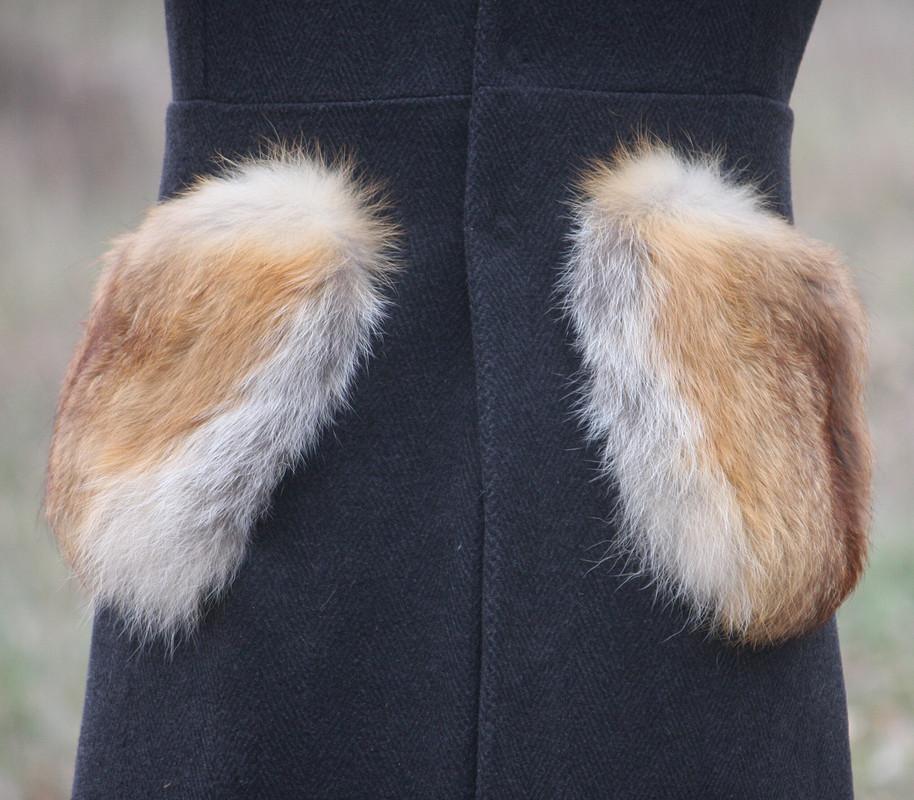Пальто длялисички от lisichkairishka