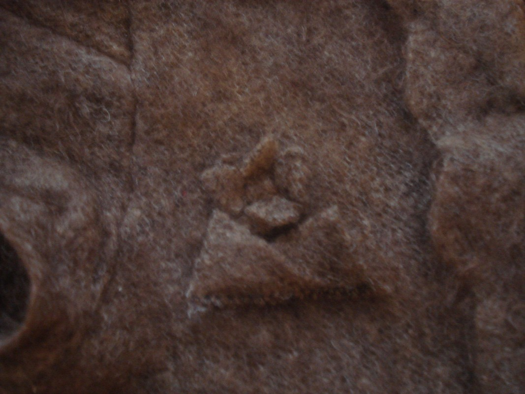 Болеро избабушкиной шали