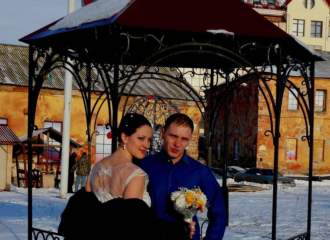 Свадебное платье от sveta_cvetok31