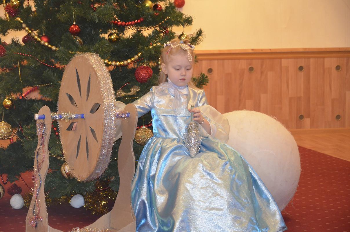 Платье Метелица