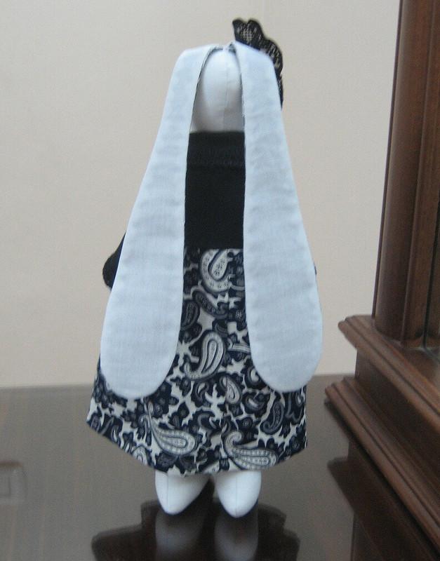 Черно-белая от Anastasiya Sapega
