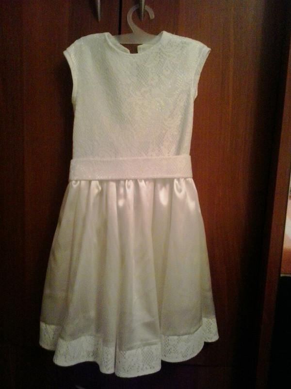 Платье а-ля снежинка от Оляна