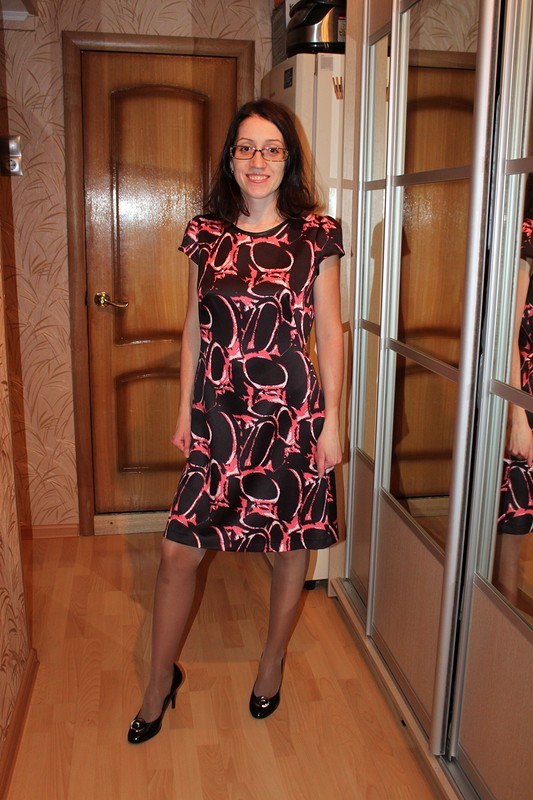 Платье напамять обИспании от Lano4ka11