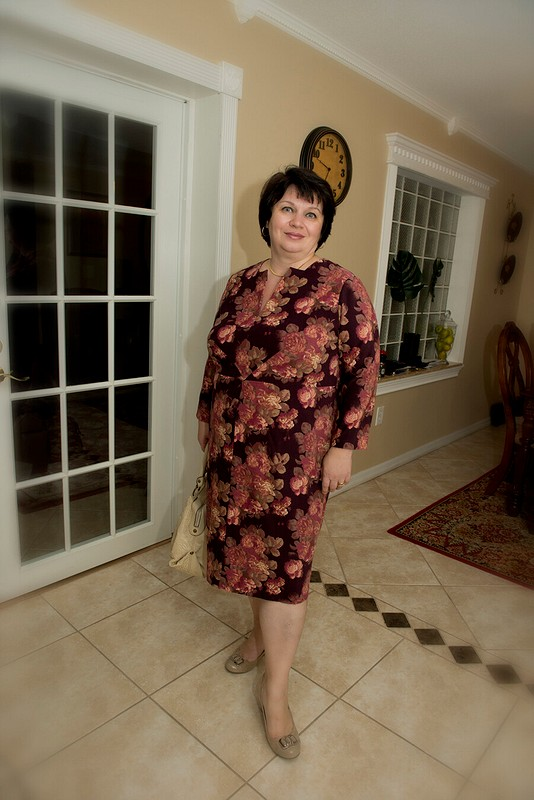Платье ко Дню Благодарения от Lovvy