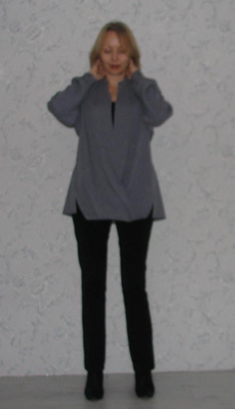 Блуза «с изюминкой» от Лидочка
