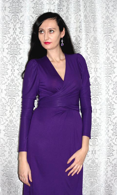 Фиолетовое сузелком
