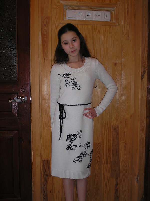 Платье «Нежность» от мамаша очаровашек