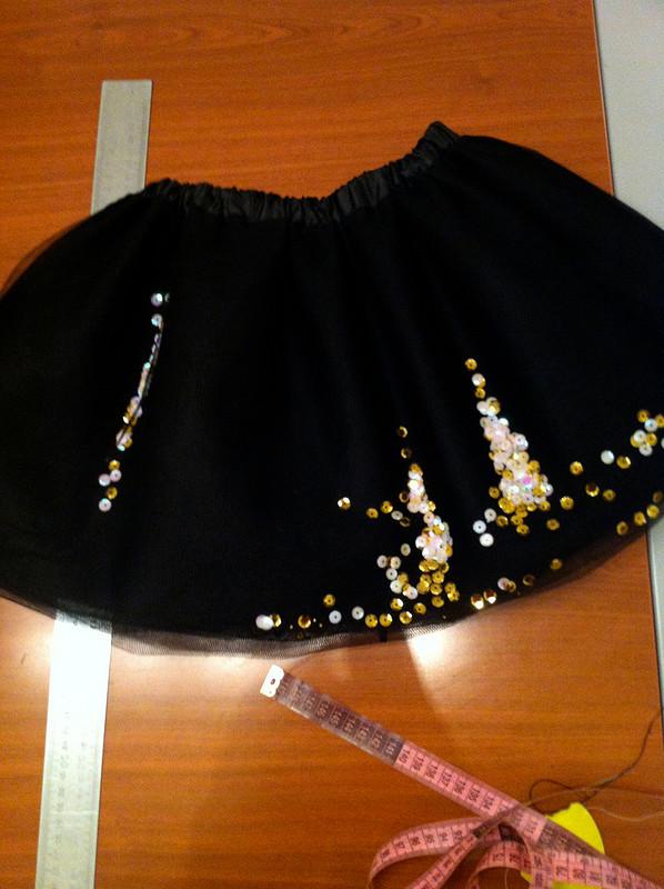 Платье длямаленькой принцессы от tkachukelena