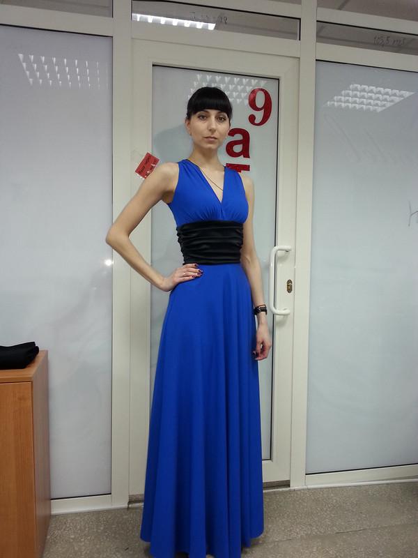 Вечернее платье от Eva357