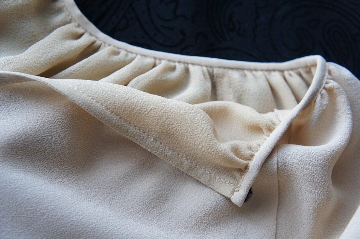 Блуза, воротничок июбка от konffetka