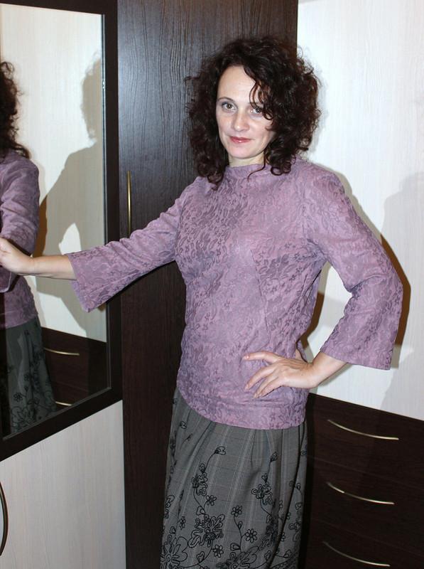 Вот такая блуза от kristofer