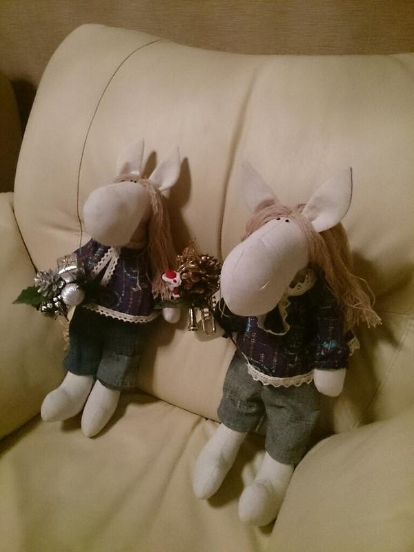 И мои лошадки тоже )))