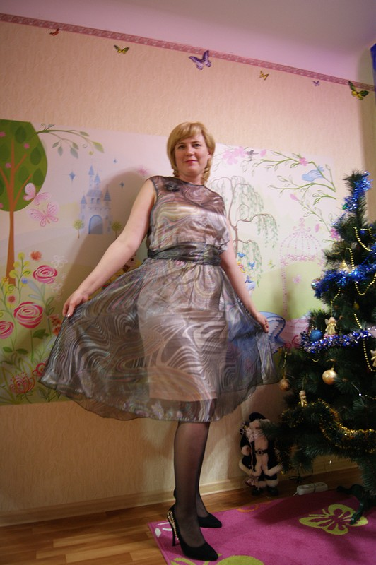 Новогоднее настроение от Виктория М