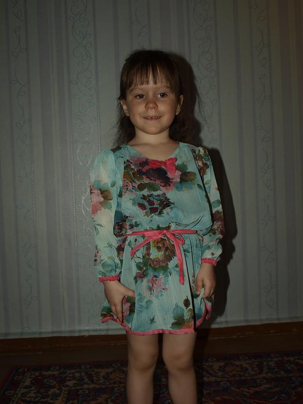 Платье длядочери от Mardj