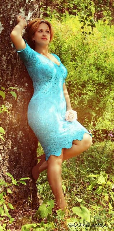 Платье «София» от AnnaShapko