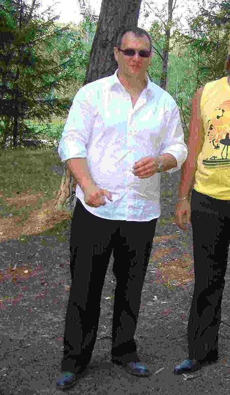 Мужские брюки черные исерые