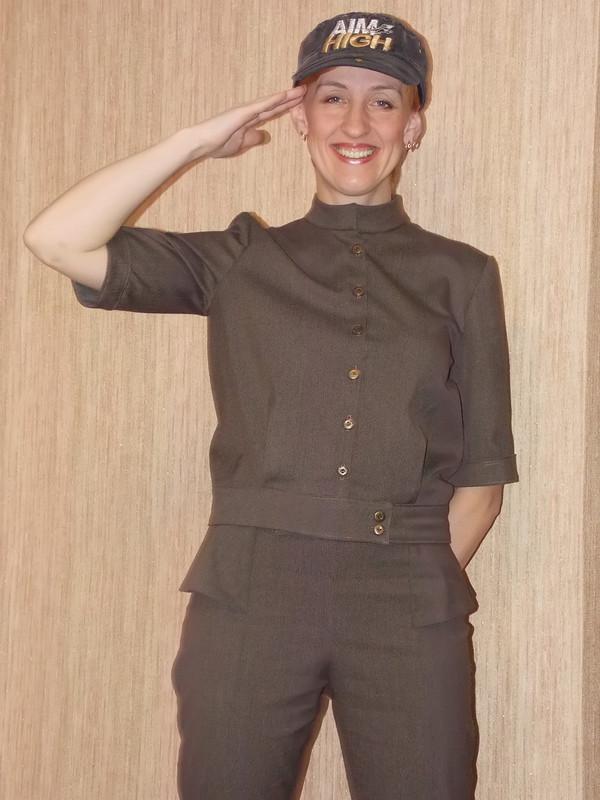 Солдат Джейн)) от TanyaKors