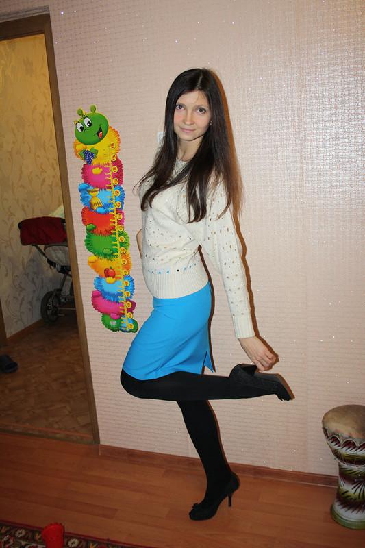 новогодняя юбка