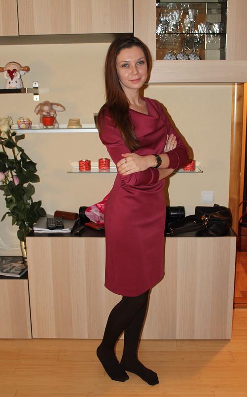 Новогодний образ:)