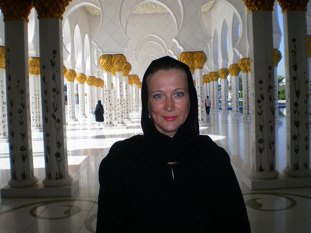 Мечеть шейха Зайда от Elena55+