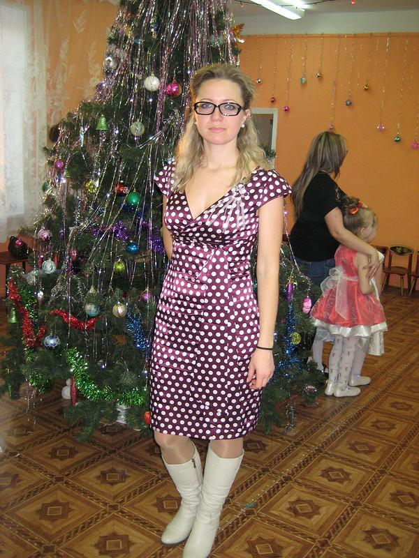 Моё первое платье. от Светик__555