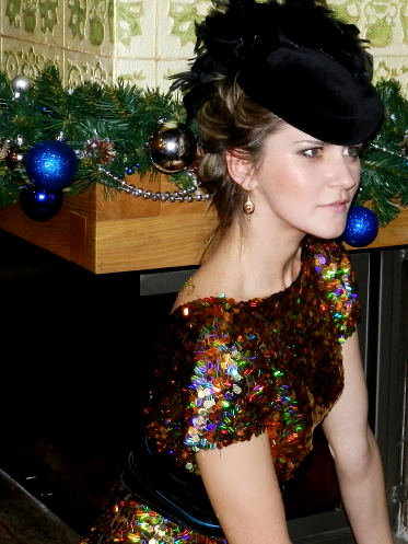 New Year Look от povitrulka
