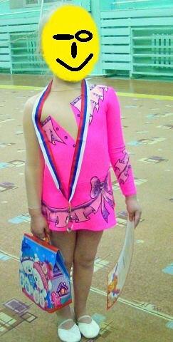 купальник дляхудожественной гимнастики
